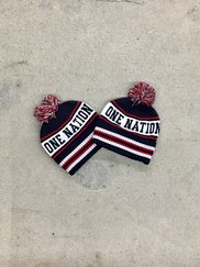 ONE Nation Hat - Winter Beanie