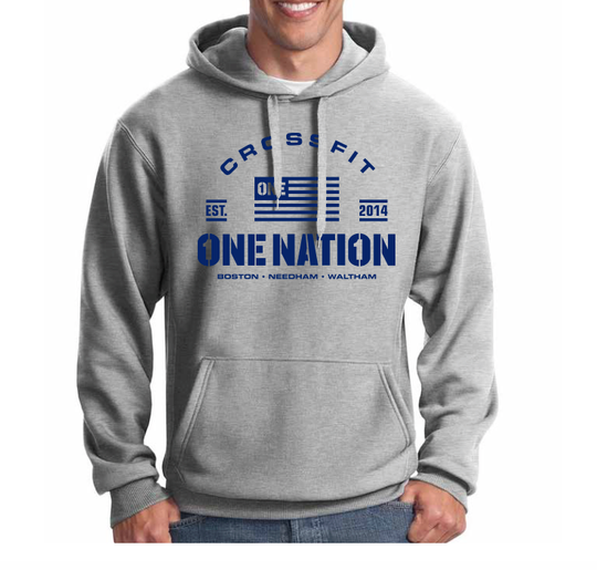 ONE Nation Pullover - unisex