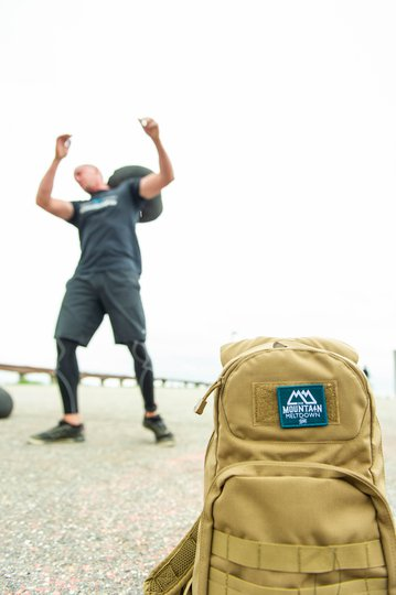 Mountain Meltdown Backpack