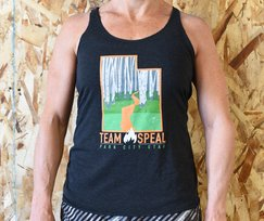 Team Speal Utah Womens Tank