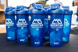 2018 Mountain Meltdown Shaker