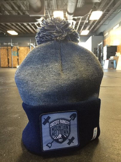 Mountain Meltdown Beanie