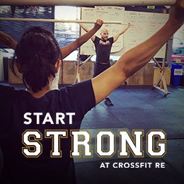 Start Strong @ CrossFit RE: Columbia City