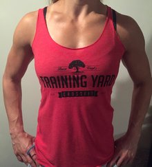 CFTY Women's Red Tank
