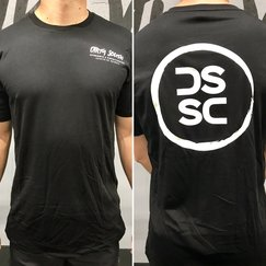 Men's Circle T (Black/White)