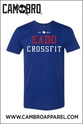 EADO CROSSFIT (RED WHITE & BLUE) (2/19)