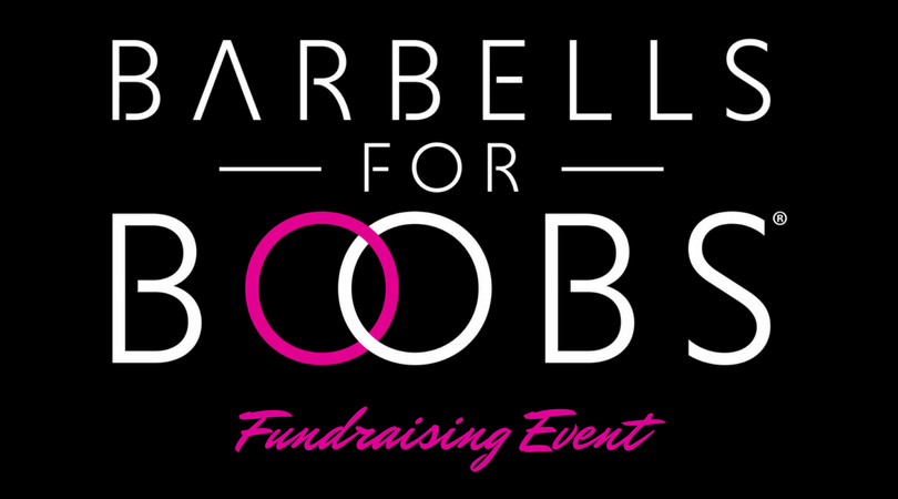 "1RM Clean & Jerk and ""Isabel"" – Barbells For Boobs Fundraising Event"