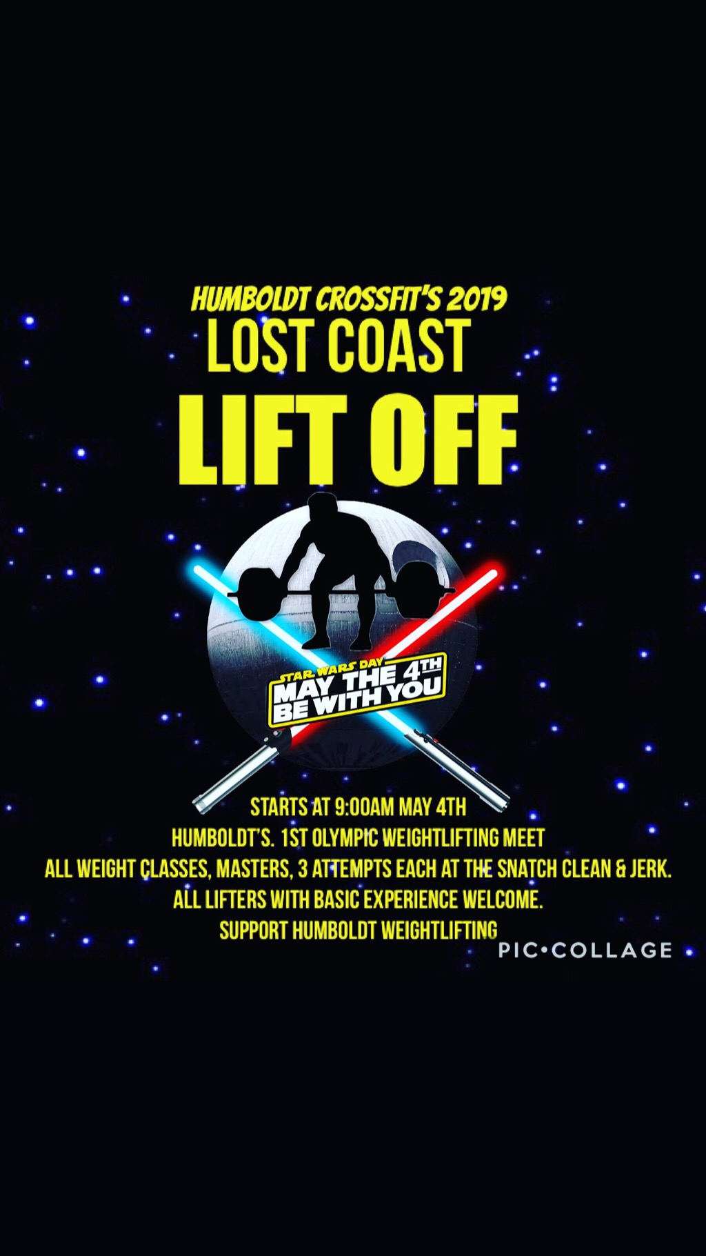 Lost Coast Lift Off 2019