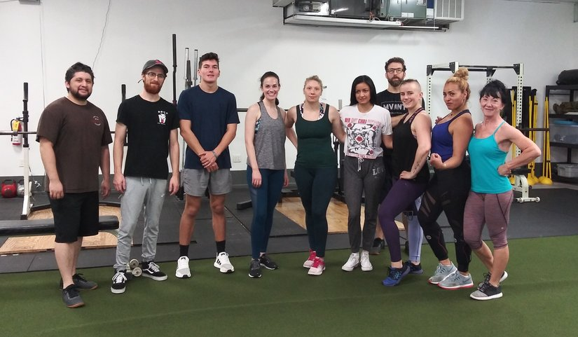 Basic Barbell Course