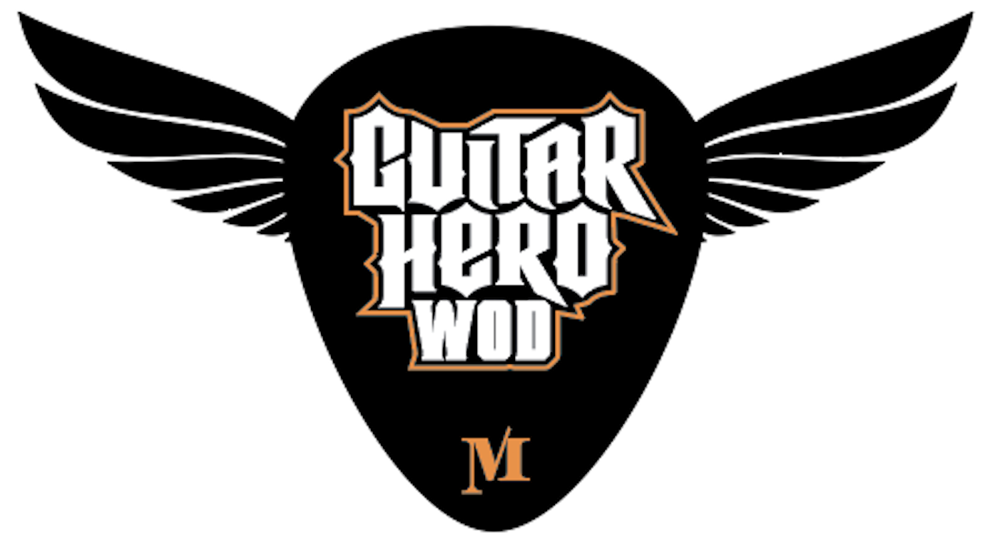 6th Anniversary Celebration - Guitar Hero WOD