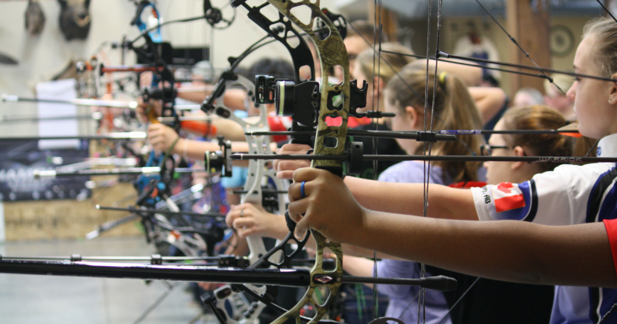 Youth Archery Only Summer Day Camp - July 16-20, 2018