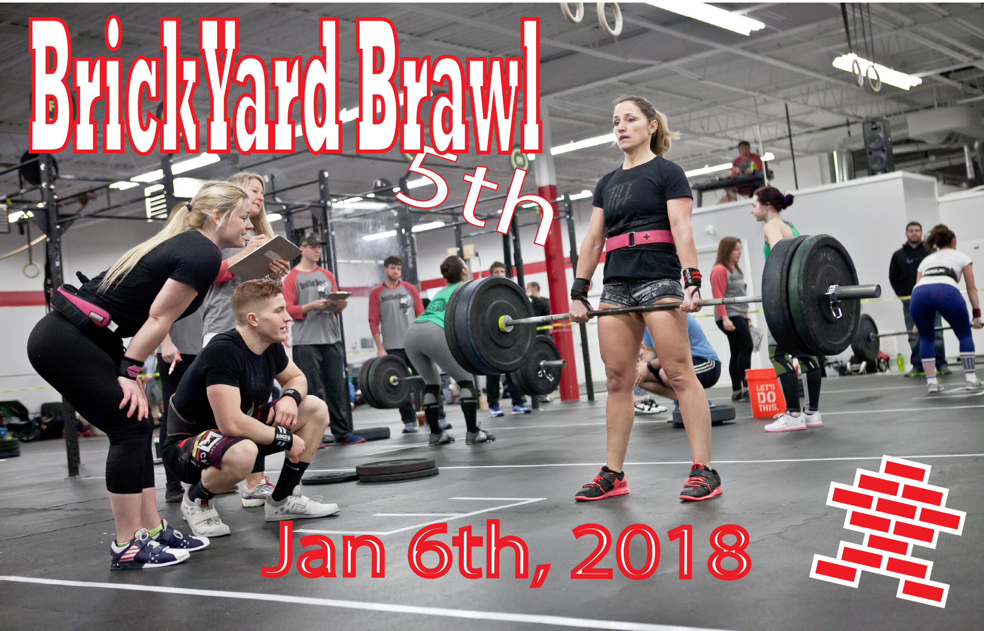 BrickYard Brawl #long,strong, and fancy