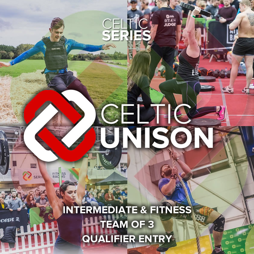 Celtic Unison Qualifiers - Teams of 3, Intermediate & Fitness