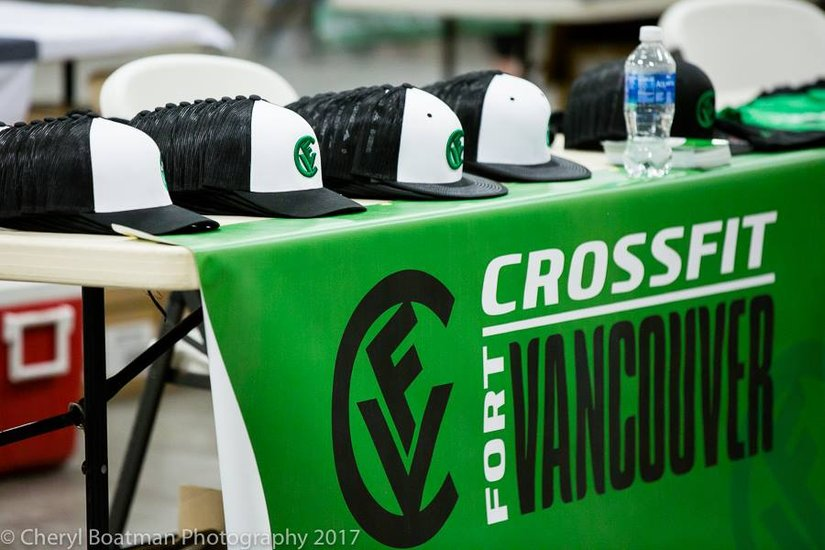 CrossFit Fort Vancouver Championship-VENDORS