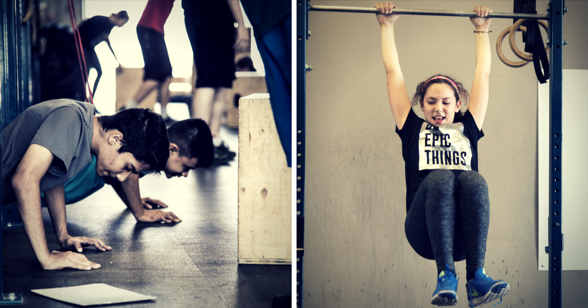 CrossFit Teens - Spring Session - Once Per Week - Mondays @ 5:30pm