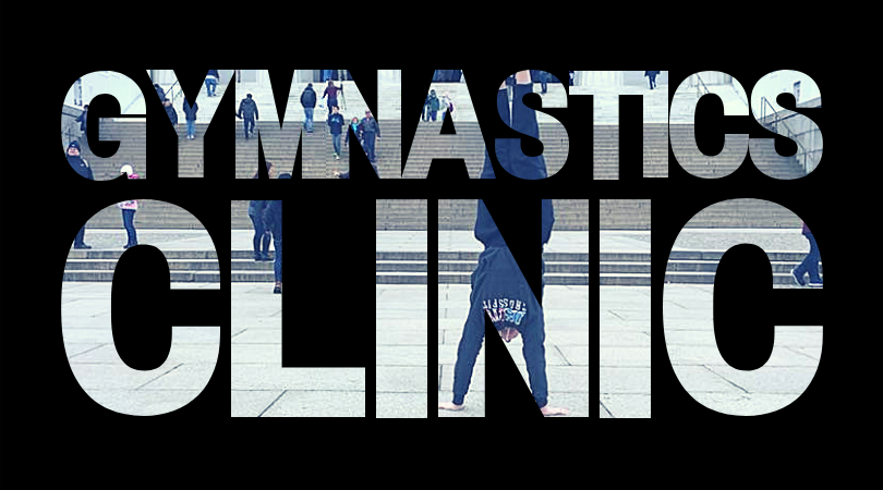 Gymnastics Clinic – Handstands