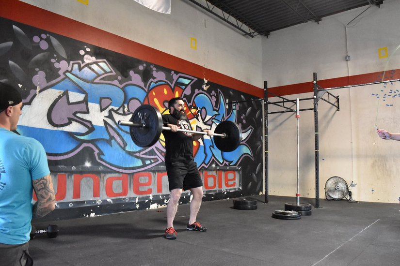 Olympic Weightlifting Clinic