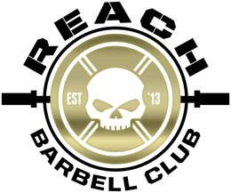 Reach Barbell Club Year Membership