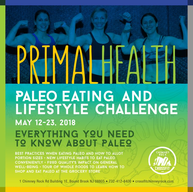 Primal Health Paleo and Lifestyle Challenge