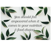 Nutrition Consults Image