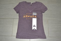 Armada Shirt Female Purple