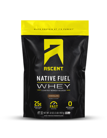 Ascent 4LB Whey (Chocolate)