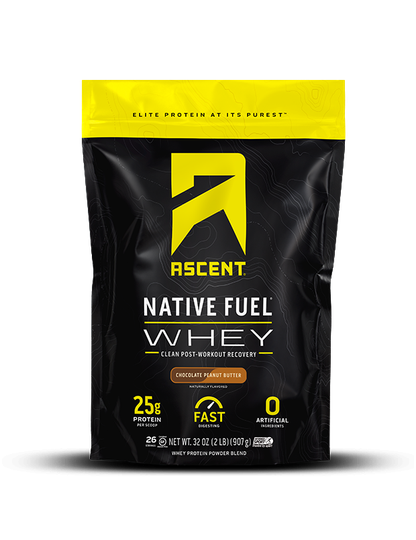 Ascent 2LB Whey (Chocolate Peanut Butter)