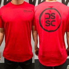 Men's Circle T (Red/Black)