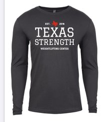 Long sleeves TXS T-Shirt- Heavy Metal