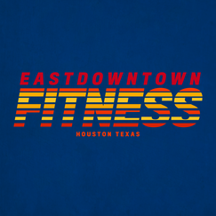 EADO FIT T-shirt (Astros colors)