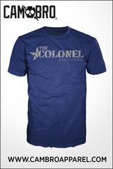 The Colonel HERO WOD T-SHIRT