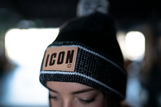 Icon Label Beanie