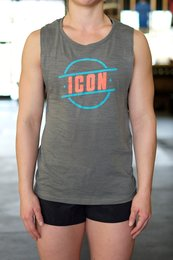 Icon Premium Muscle Tank