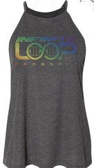Multi color Women's Tank Top