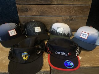 Wicked Trail Hats!