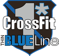 CrossFit Thin Blue Line