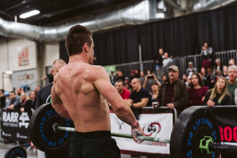 2020 CrossFit Fort Vancouver Championship