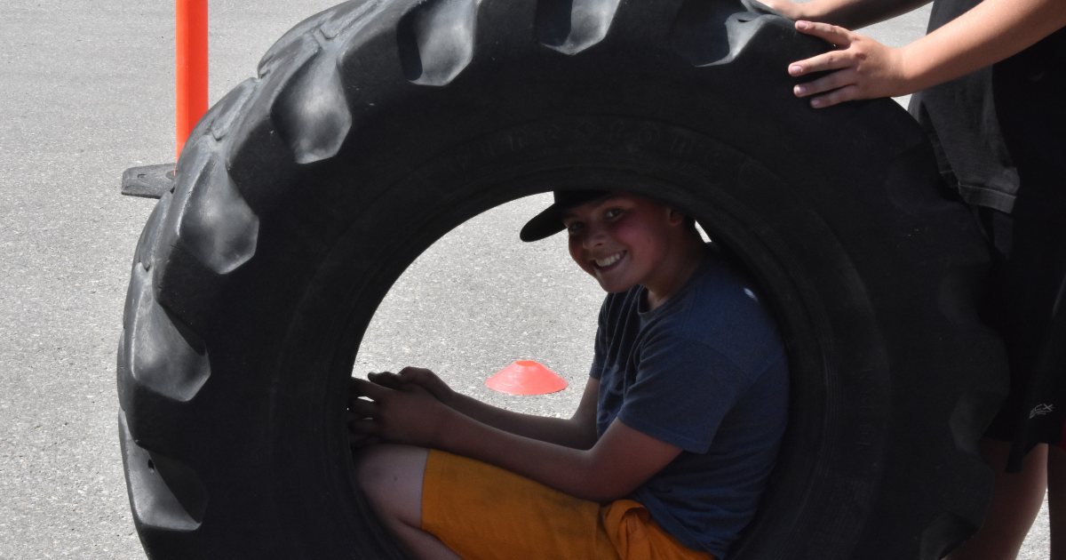 CrossFit Summer Day Camp - July 6-10, 2020