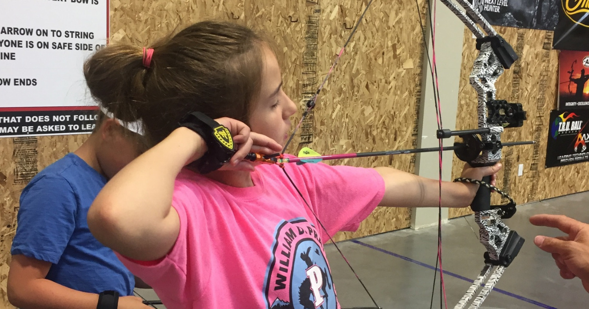 Youth Archery Only Summer Day Camp - July 6-10, 2020