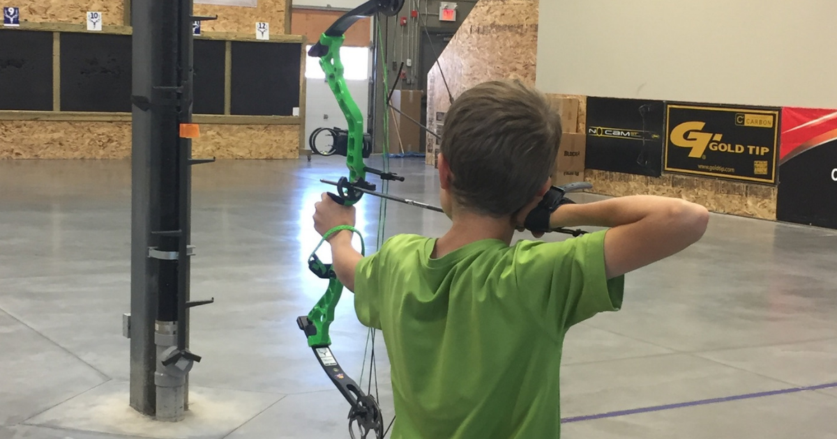 Youth Archery & CrossFit Summer Day Camp - July 13-17, 2020