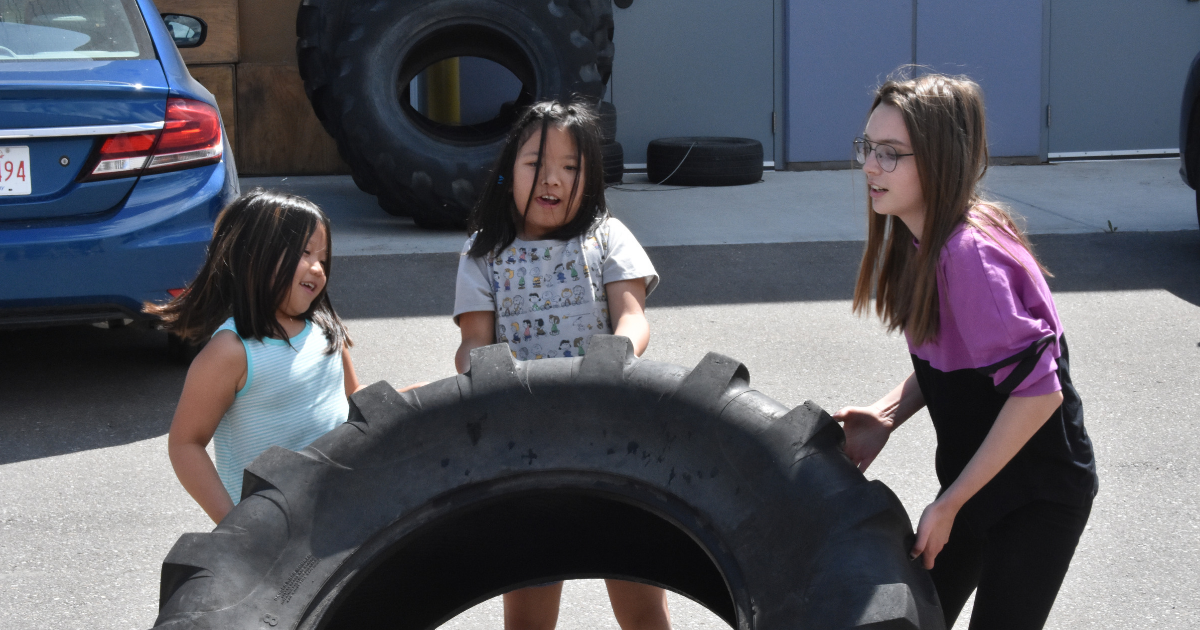 CrossFit Summer Day Camp - July 13-17, 2020