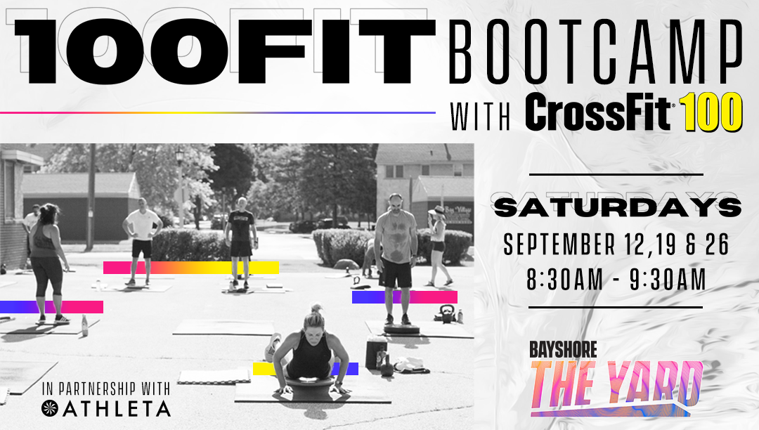100Fit Bootcamp @ The Yard - Bayshore