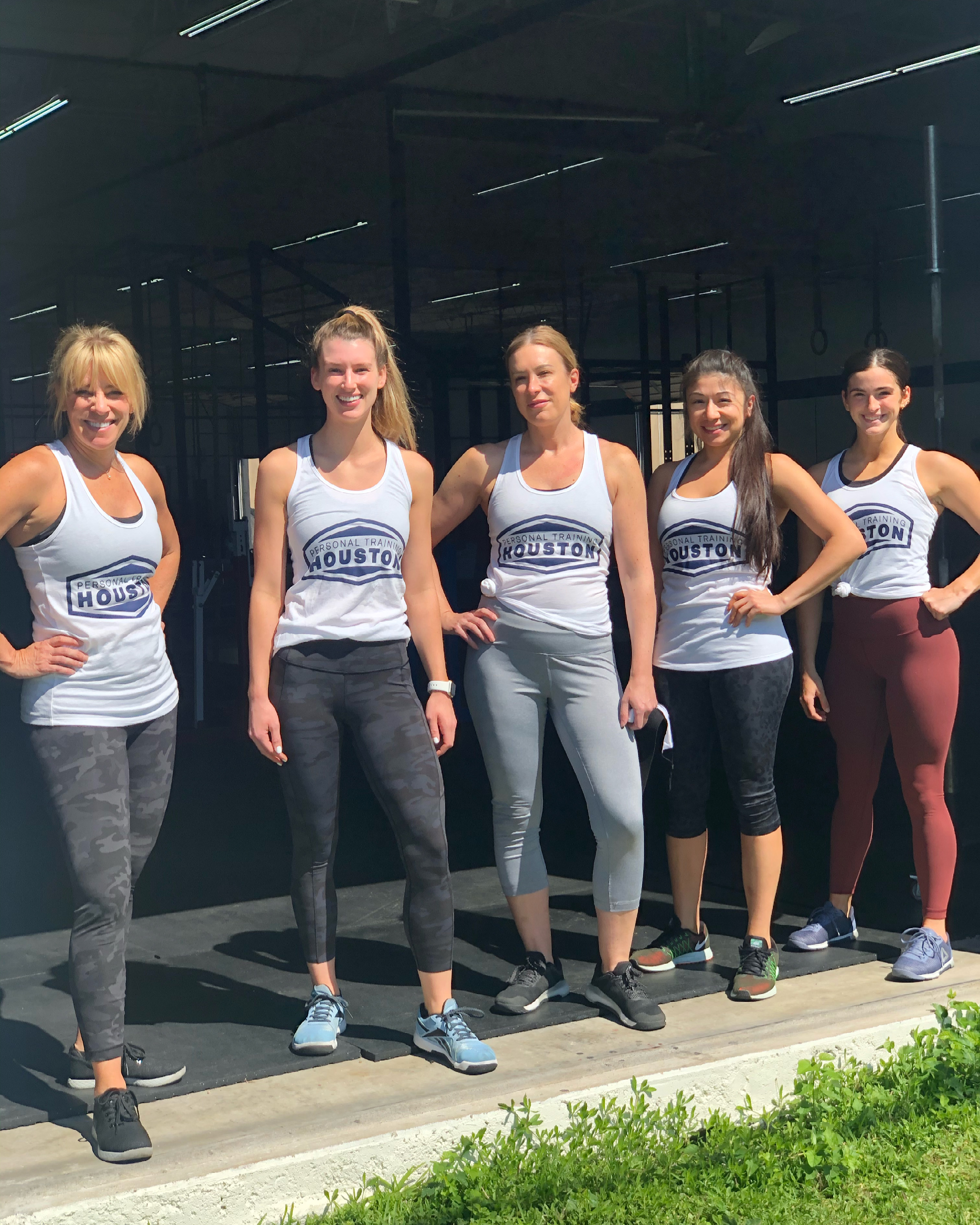Women's Strength (and Booty) Class