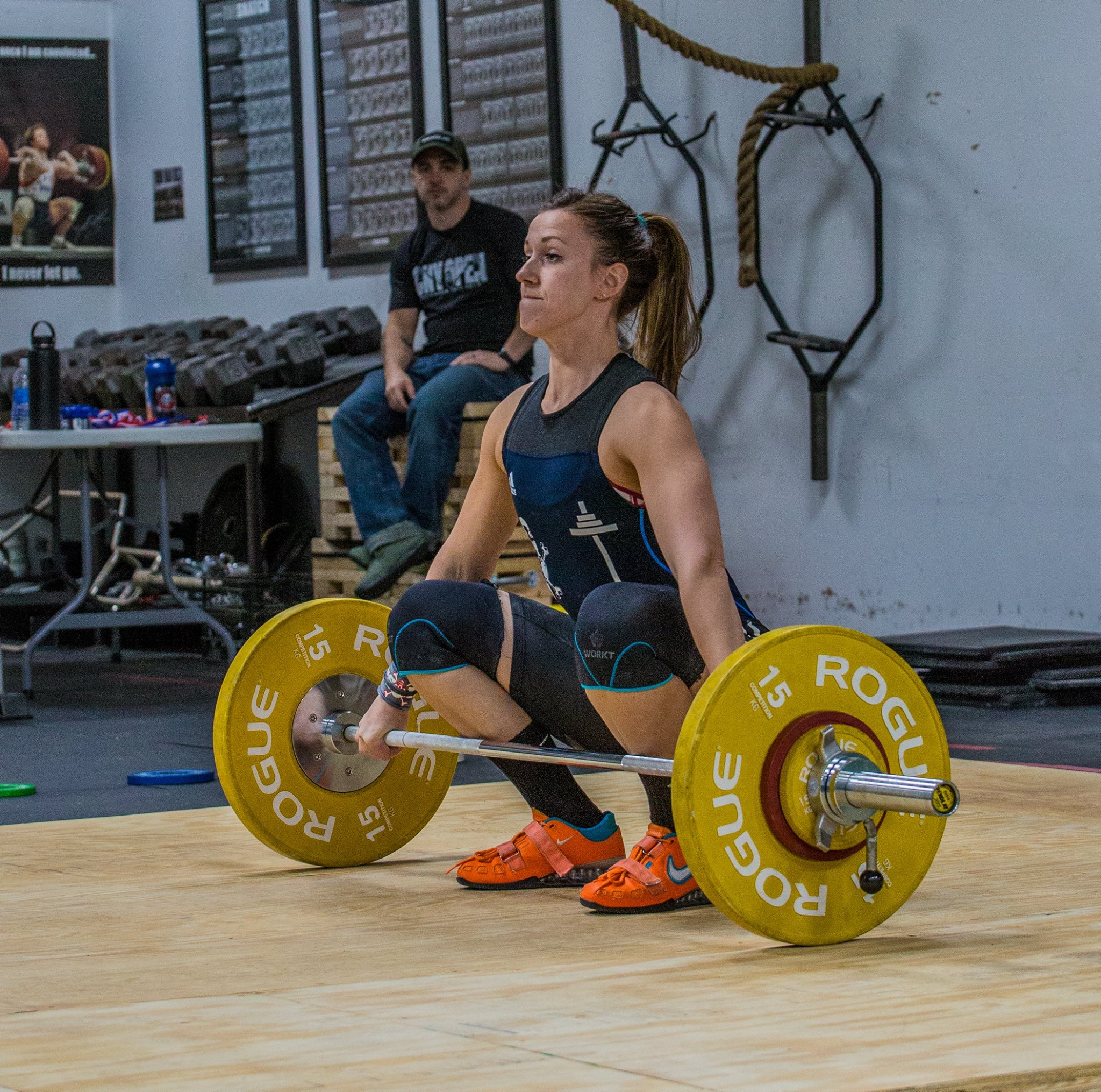Weightlifting With Coach Jen