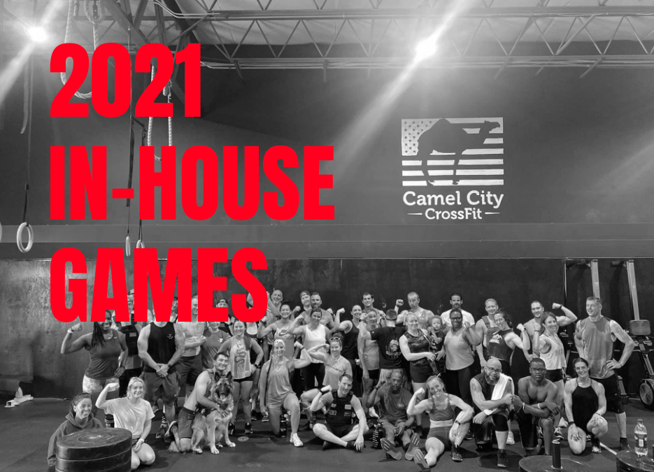 2021 IN-HOUSE GAMES
