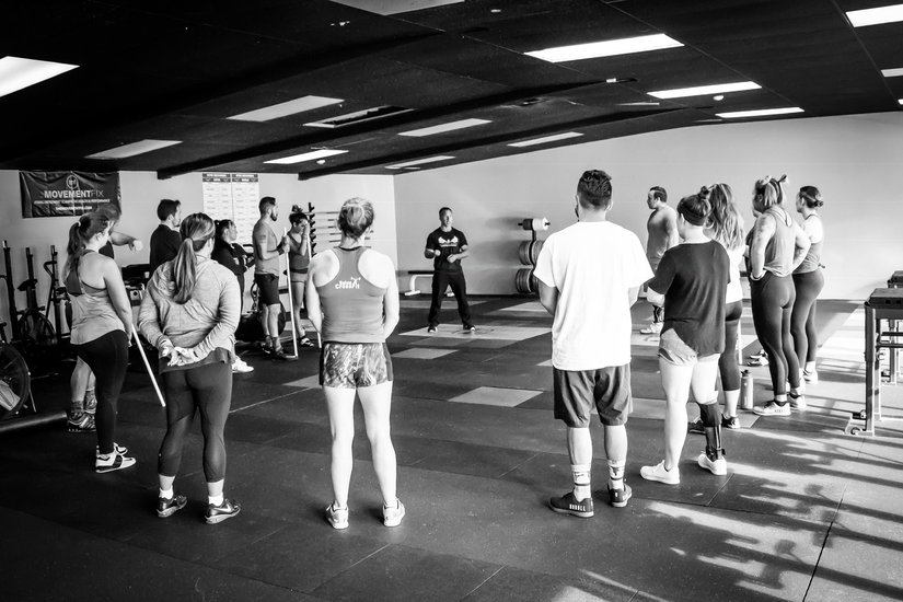 Olympic Weightlifting Clinic 19.1