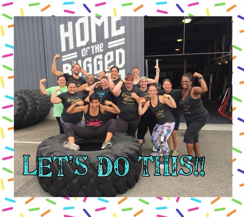Everyday Better Bootcamp June 2019