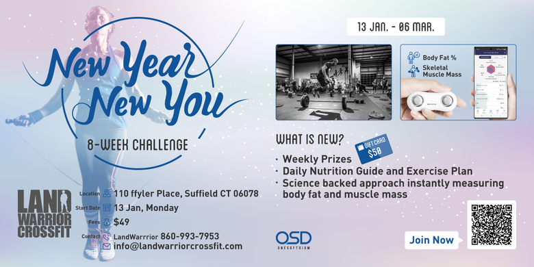 2020 New Year New You Challenge