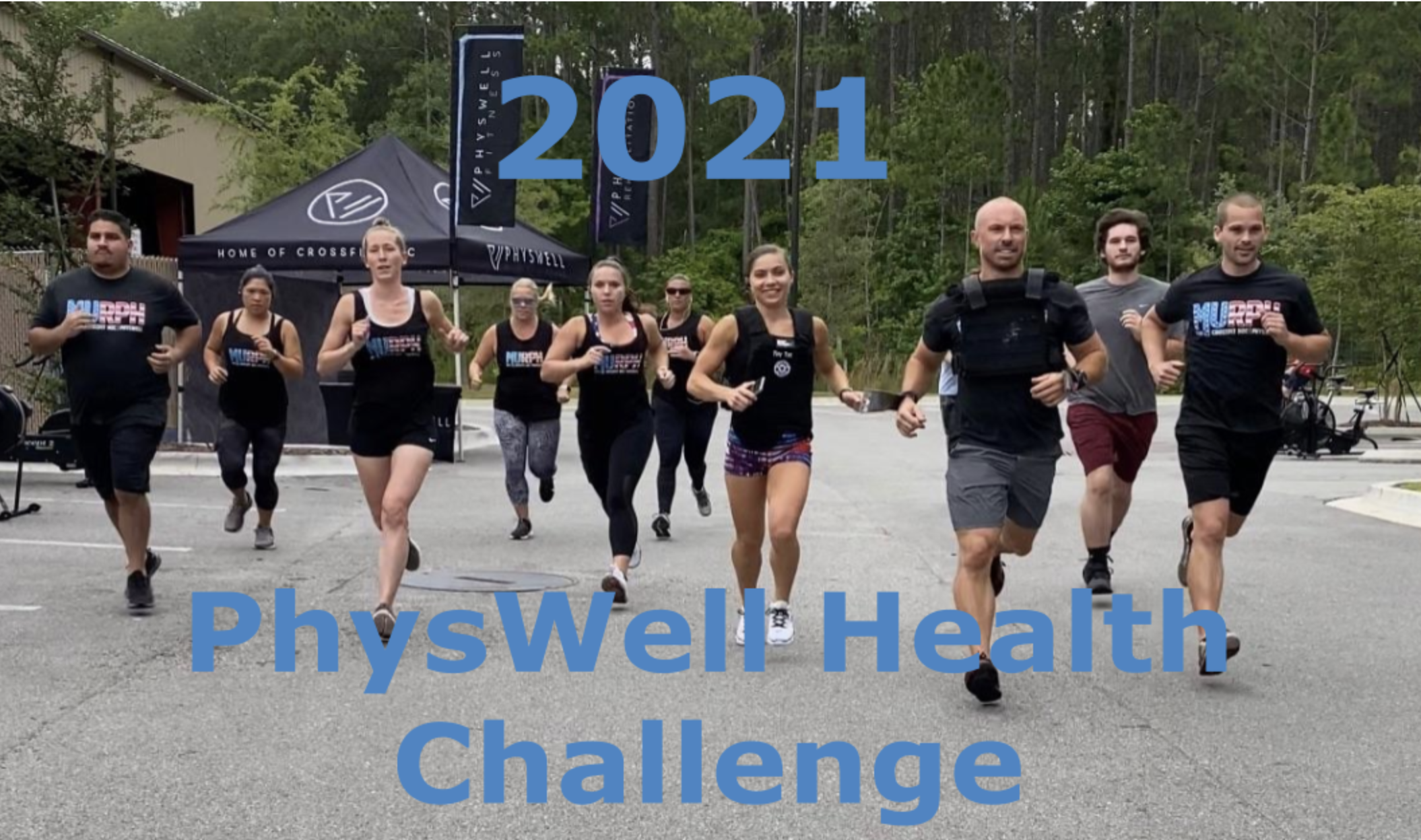PhysWell Health Challenge