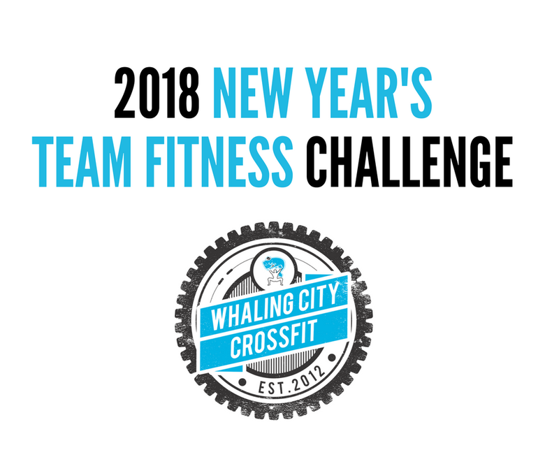 New Year's Team Fitness Challenge